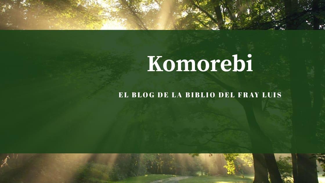 BLOG BIBLIOTECA FRAYLUIS